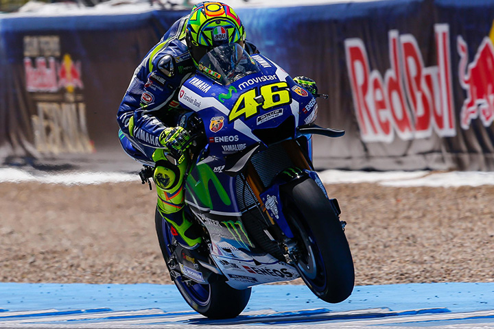 Rossi's secret | Motor Sport Magazine