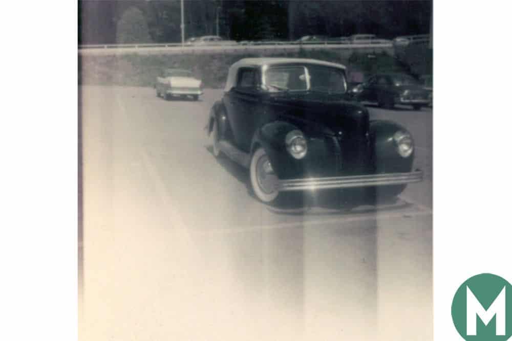 1940 Ford Club coupé