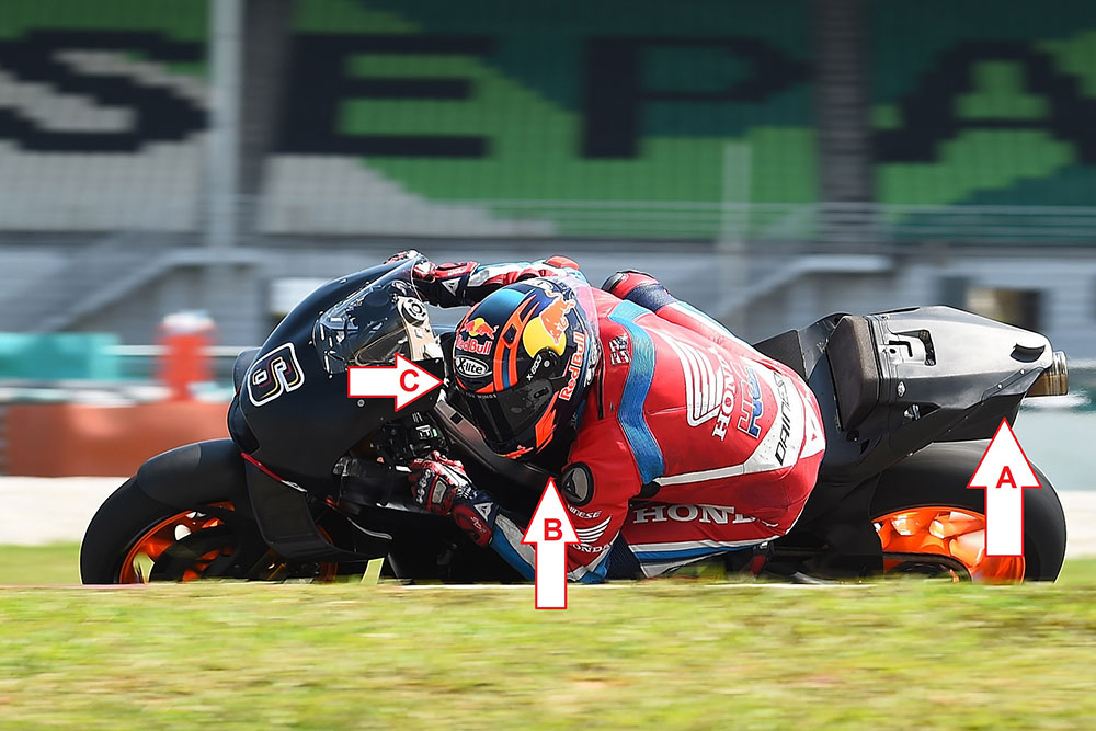 MotoGP test Sepang