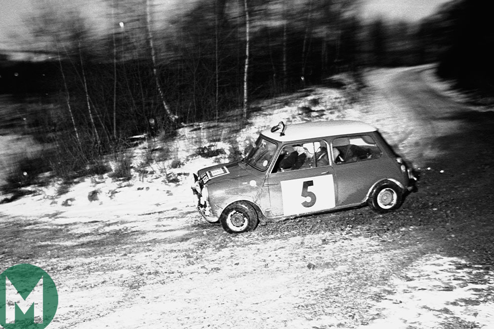 Rauno Aaltonen 1965 Rally