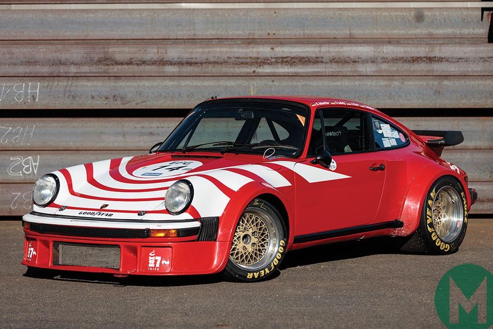 1983 Porsche 911 Turbo Group 4 heading to auction