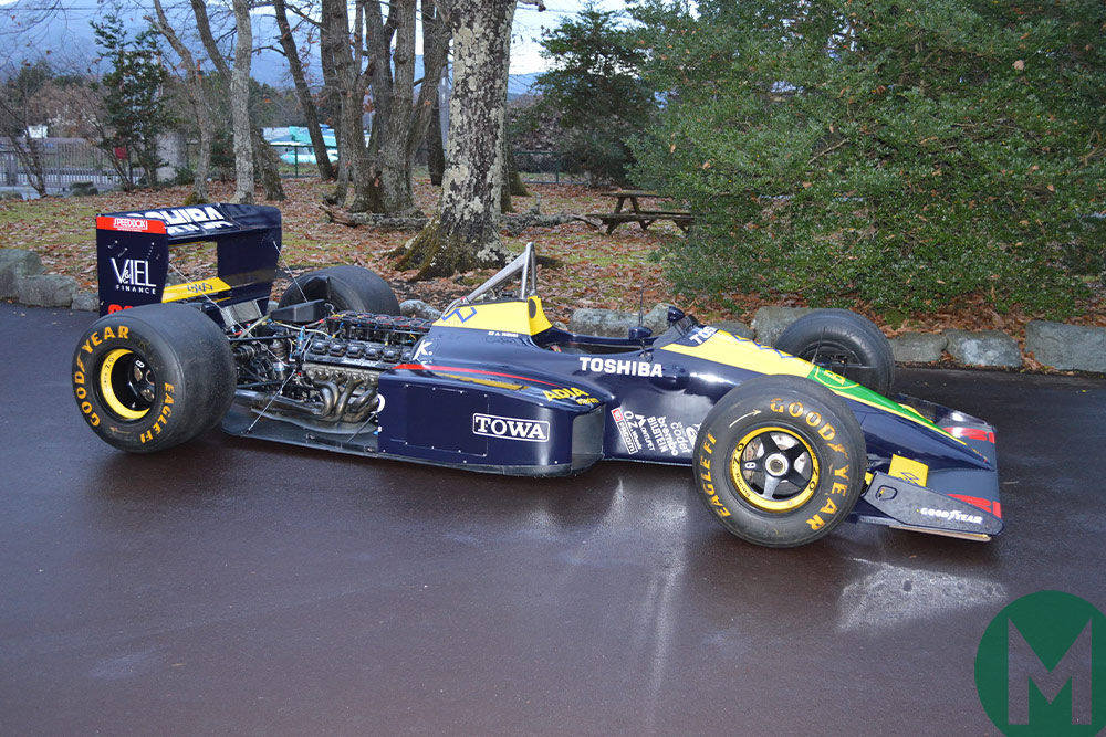 Larrousse Lola LC89