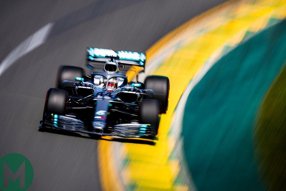 Lewis Hamilton fastest in Formula 1 Australian GP FP2 2019