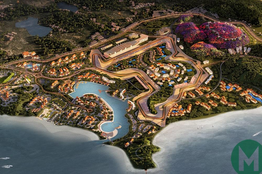 Mandalika Resort circuit