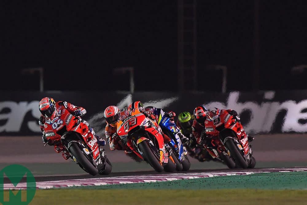 MotoGP 2019 Qatar GP