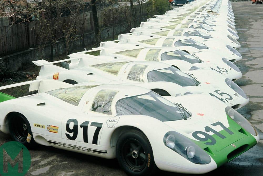 Porsche 917 original
