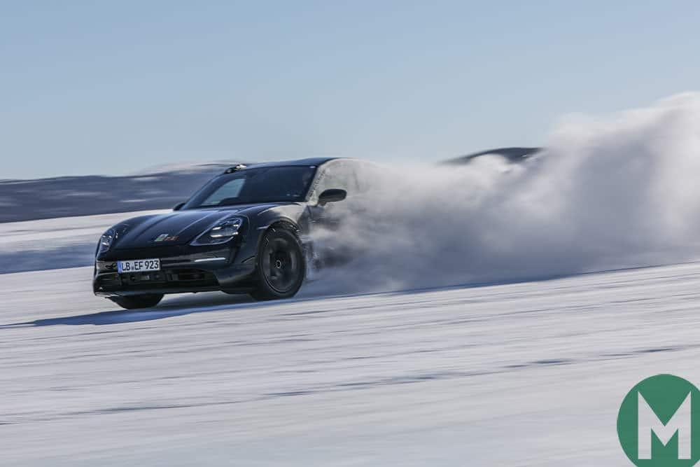 Porsche Taycan Finland