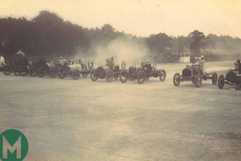 Brooklands 1907