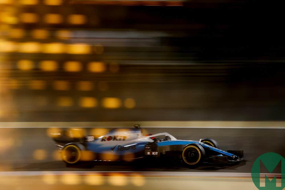 Williams F1 Bahrain