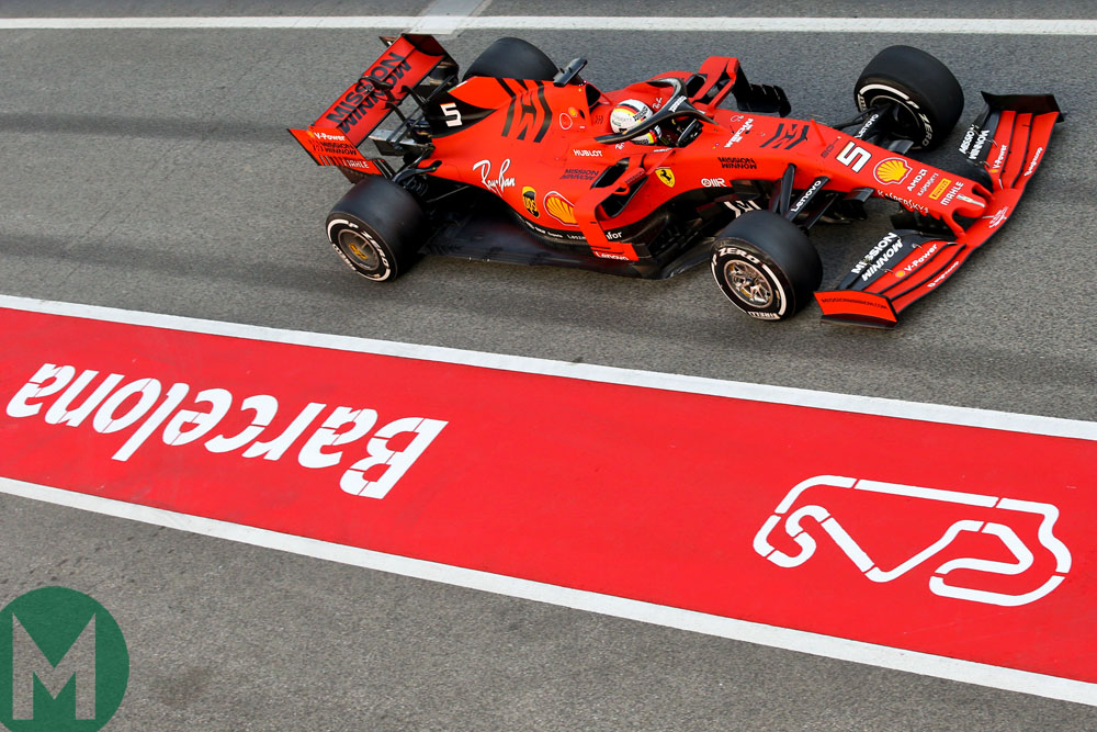 Ferrari to bring engine upgrade for 2019 Spanish F1 Grand Prix
