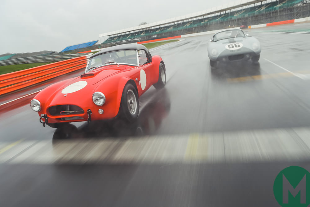 AC Cobra and Shelby Daytona Coupe