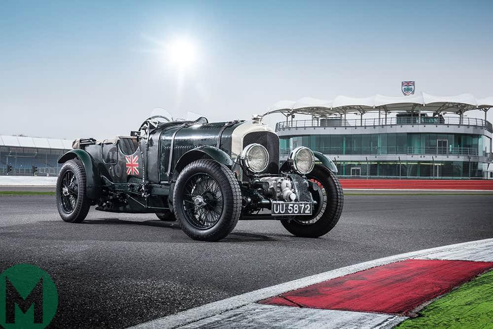 Bentley Blower Silverstone