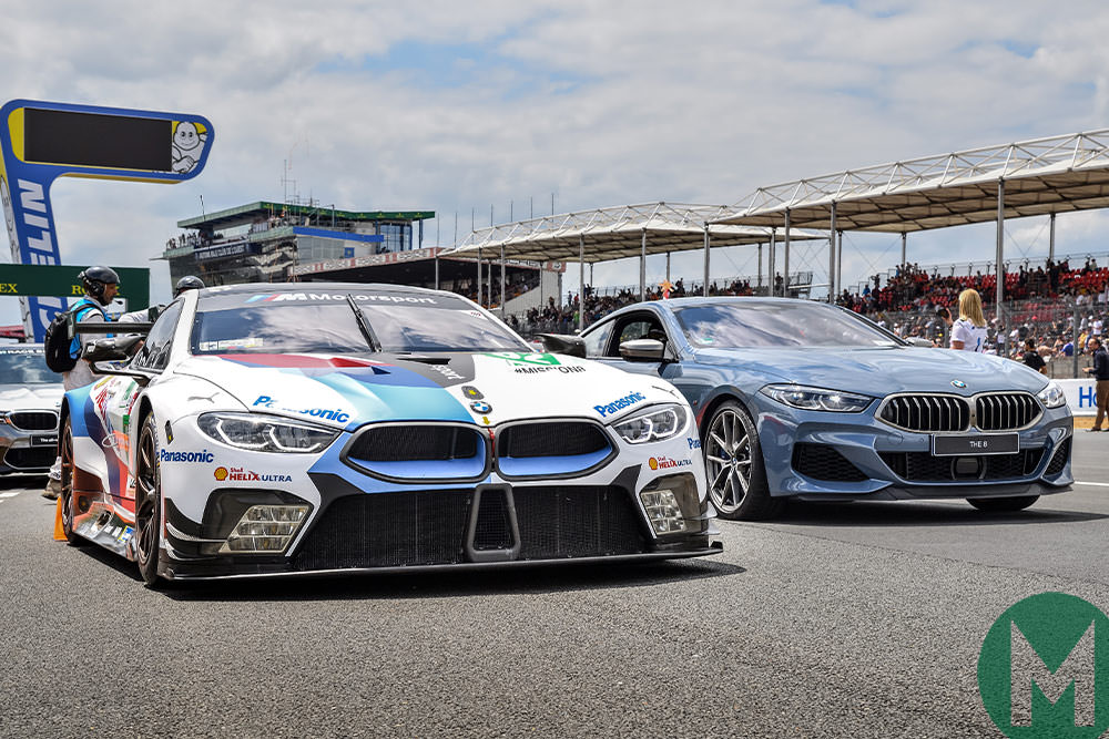BMW to leave WEC after 2019 superseason
