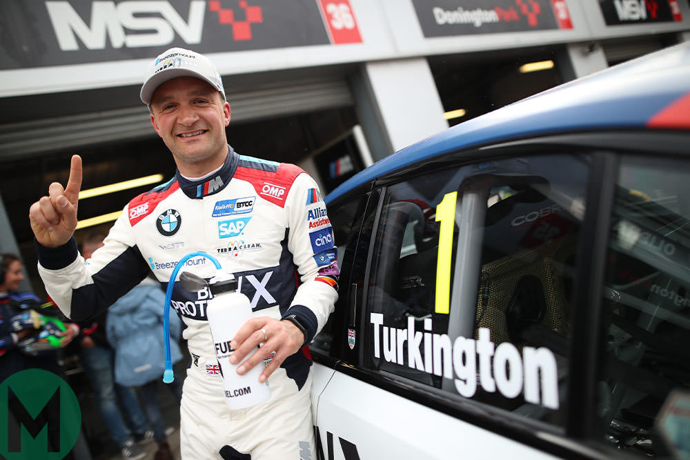 Colin Turkington 2019 BTCC