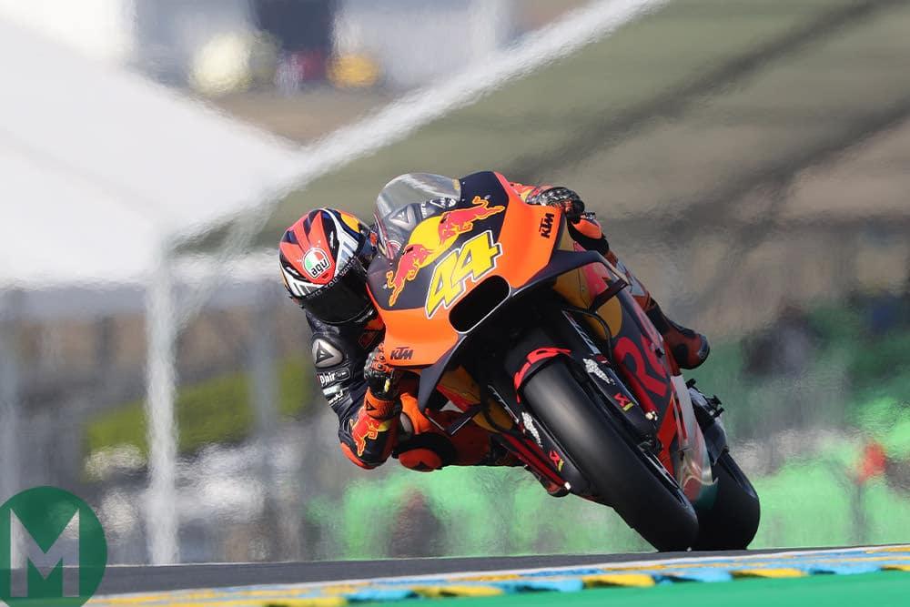 KTM 2019 Le Mans MotoGP France