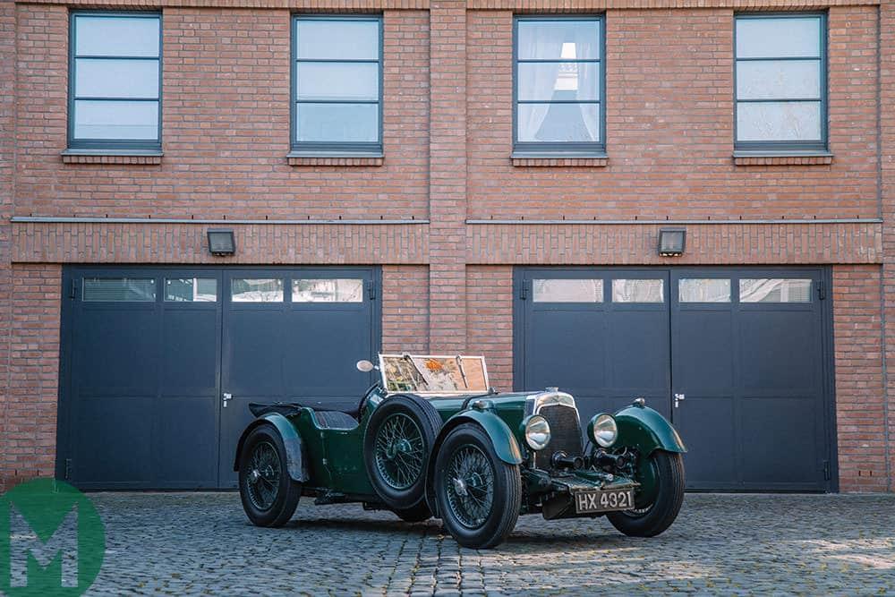 Aston Martin 1931 LM5