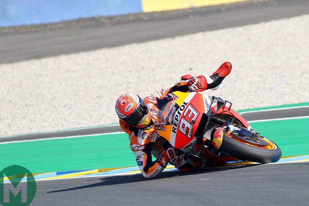 Marquez saves 2019 MotoGP Le Mans