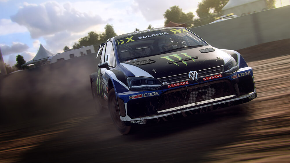 Dirt Rally 2.0 VW