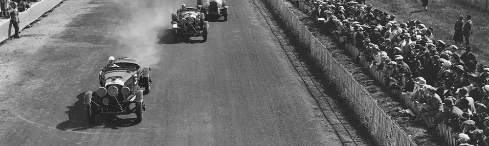 1928 Le Mans 24 Hours start