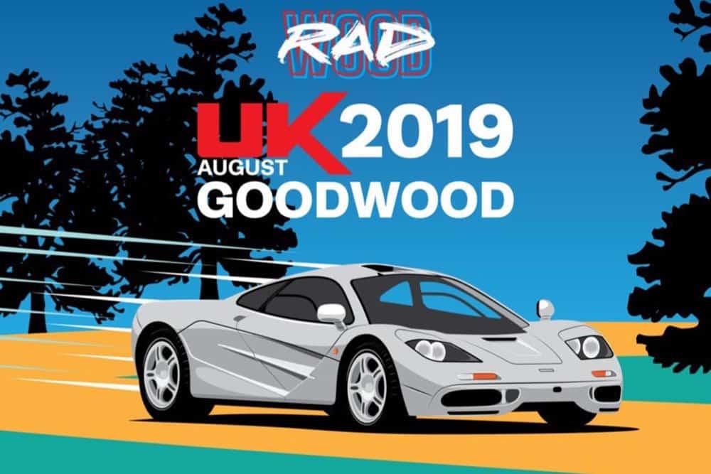 RADwood Goodwood August 2019