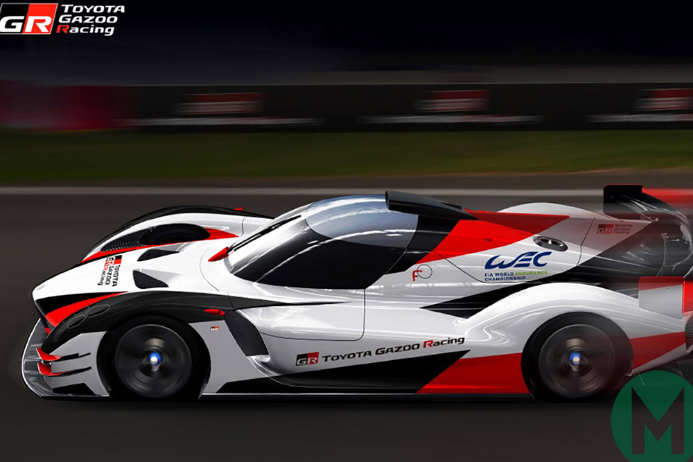 WEC Toyota GR Super Sport