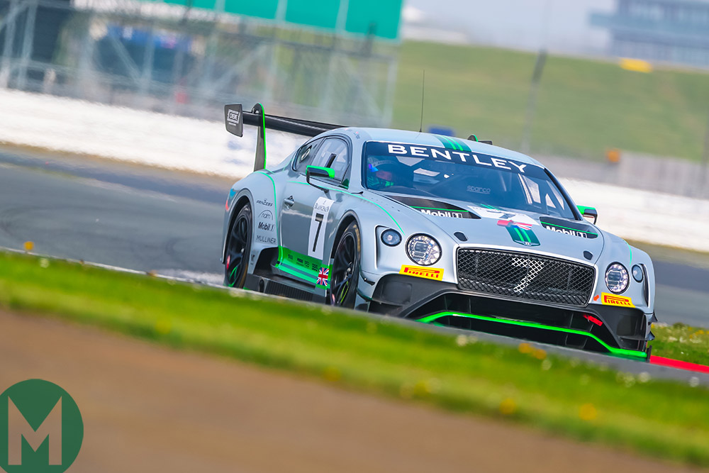 2019 Bentley Continental GT3