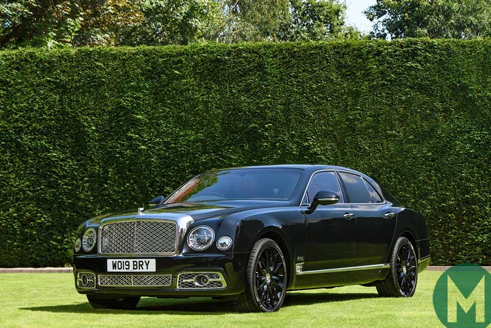 2019 Bentley Mulsanne W.O Edition