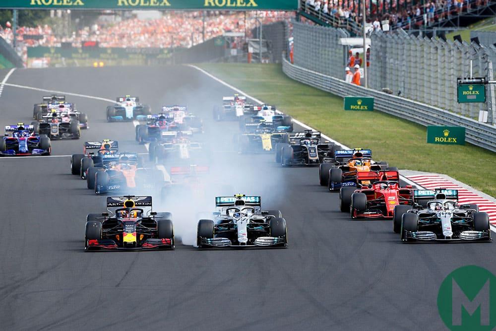 2019 Formula 1 Hungarian Grand Prix — race results | Motor Sport ...