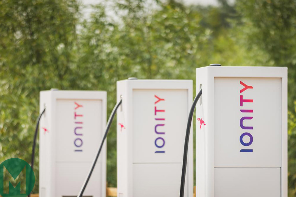 Ionity is one of the company's aiming to improve the electric charging infrastructure in the UK