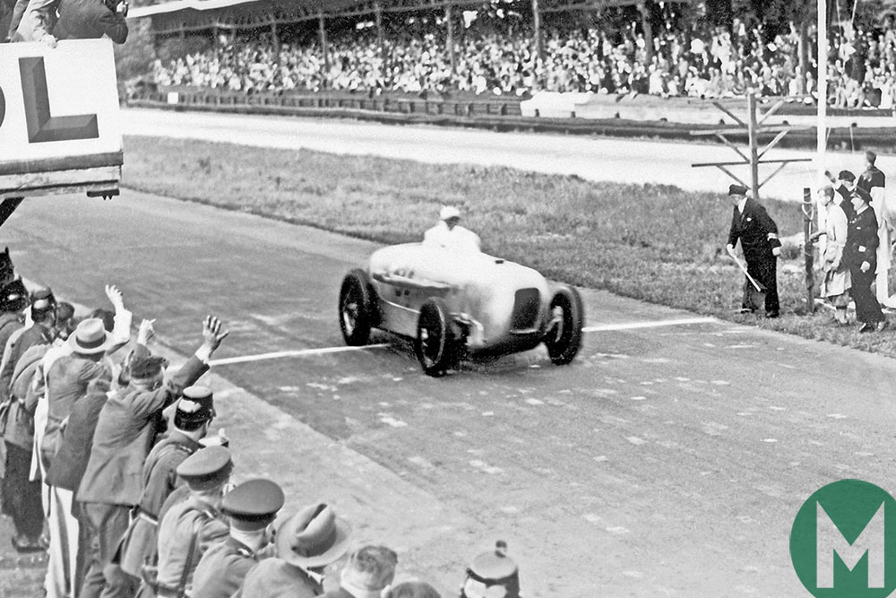 The unusually-shaped SSKL was dubbed the 'gherkin' by spectators