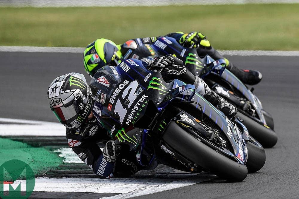 Swingarms And Survival 2019 Motogp British Grand Prix Round Up Motor Sport Magazine