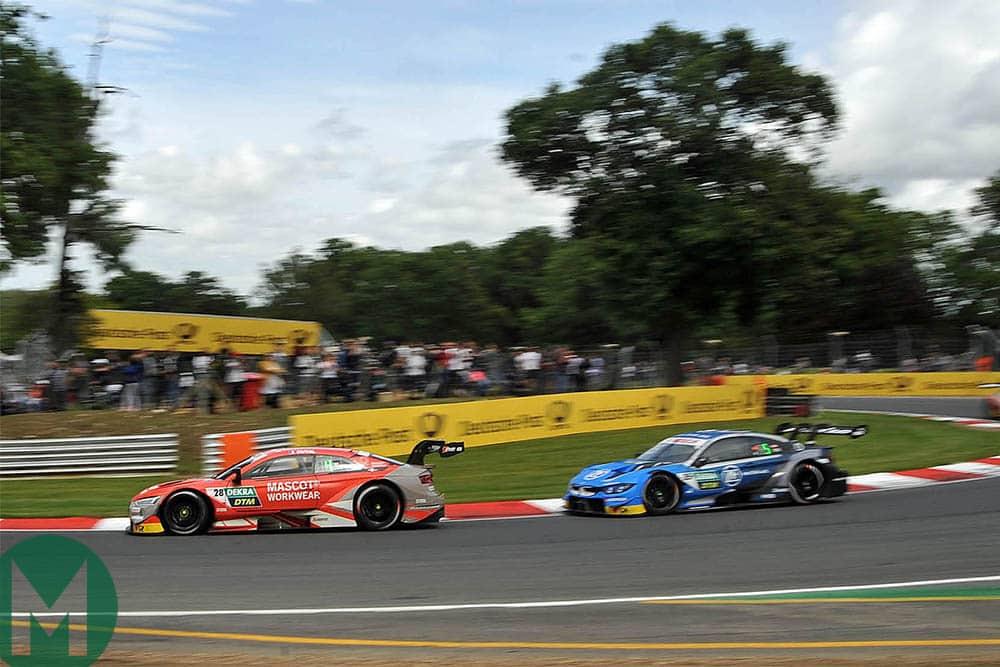 DTM at Brands Hatch